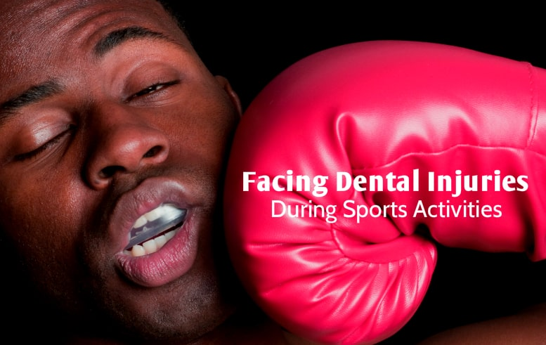 Major Oral Injuries during Sports Activities
